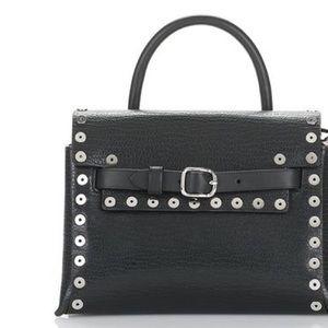 Alexander wang crossbody in black Attica mini bag